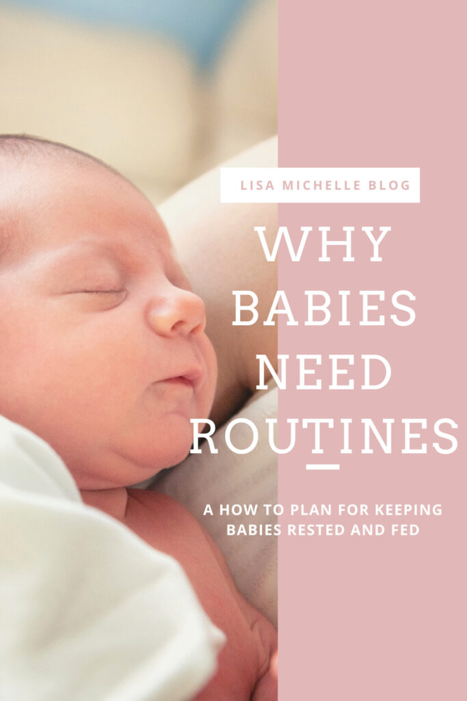 why babies need routines