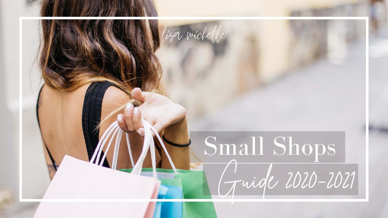Small Shop Guide 2020-2021