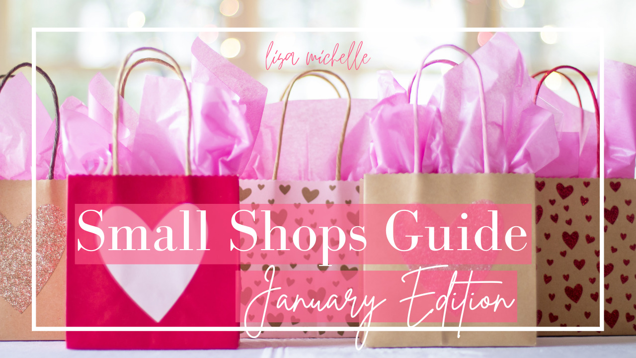 Small Shop Guide – January Edition