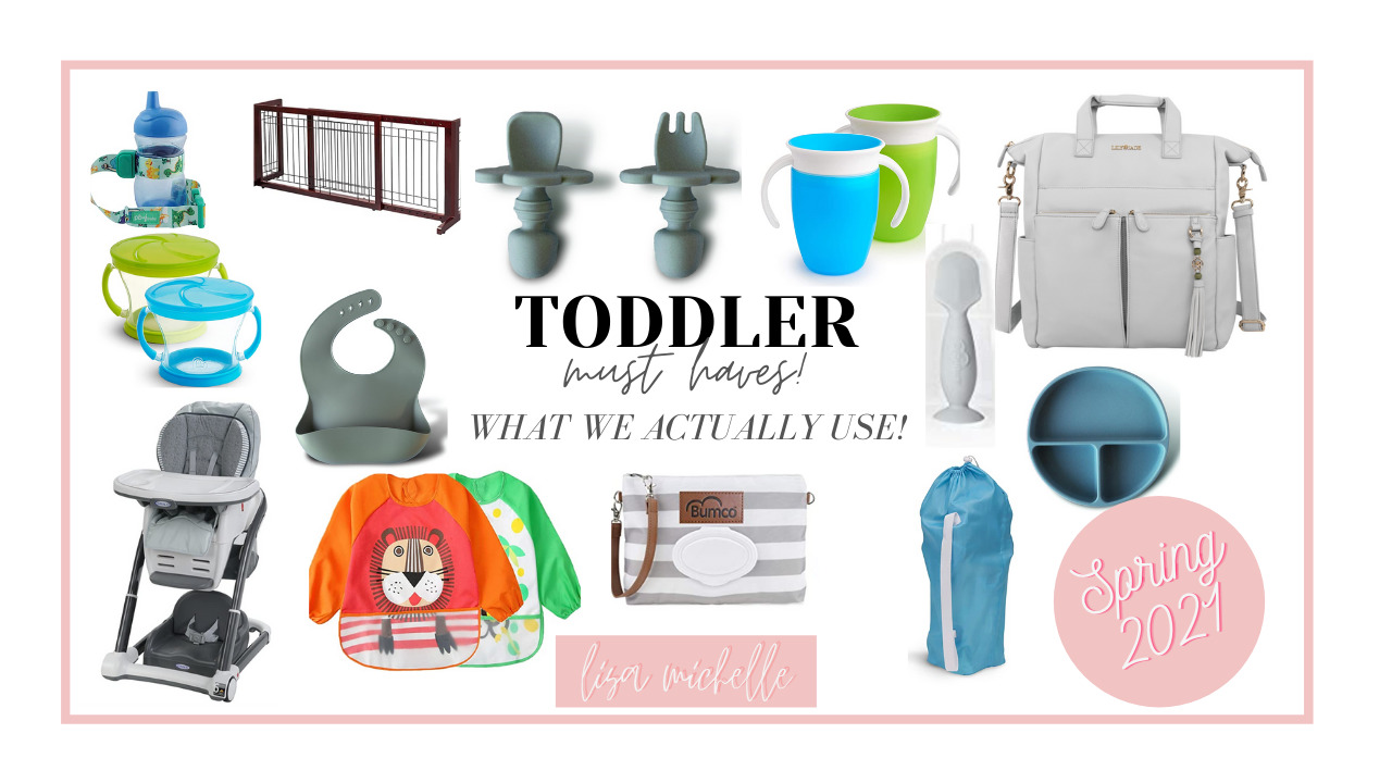 Top 15 Toddler Must Haves