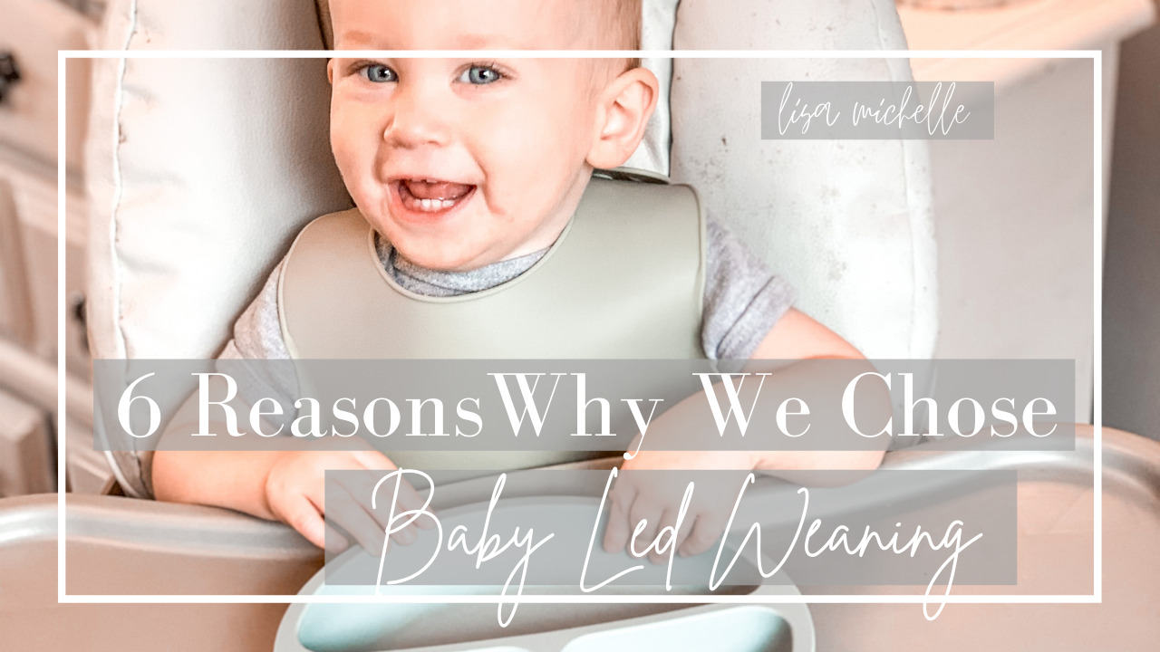 6 Reasons Why We Chose Baby Led Weaning
